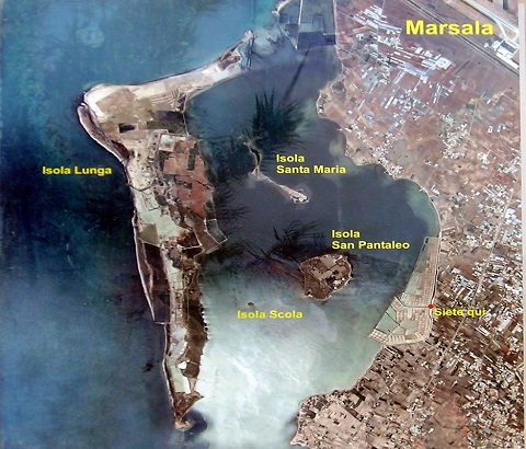 Isole dello Stagnone Marsala