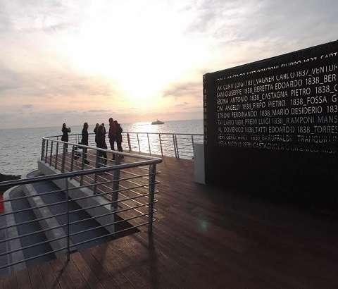 Monumento ai mille Marsala