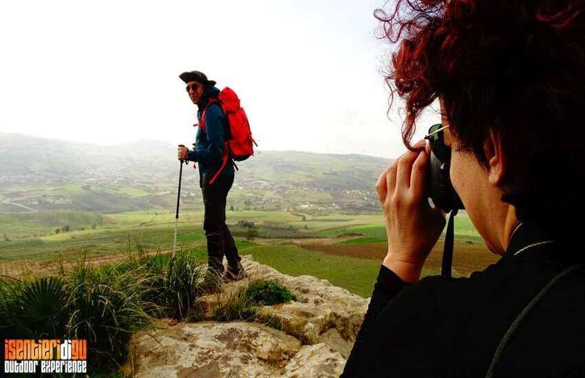 Sicilia trekking Palizzolo