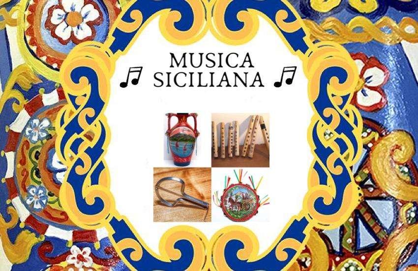 Musica-siciliana