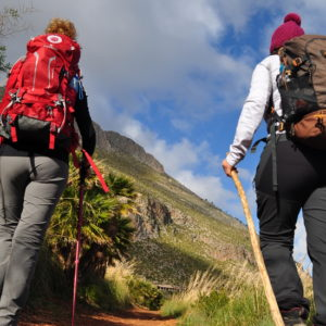 I sentieri Trekking in Sicilia