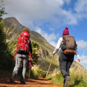 Trekking cammini riserva dello zingaro