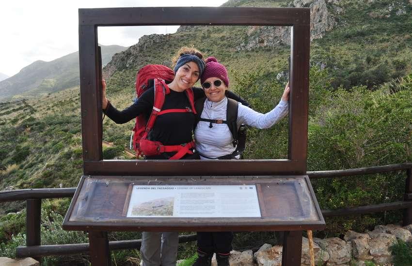 Trekking e cammini Riserva dello Zingaro