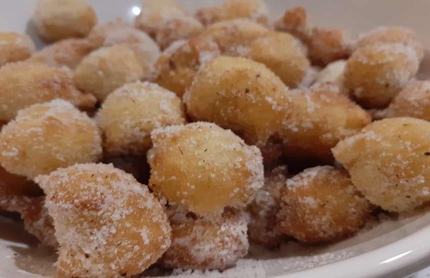 Sfingi ricetta siciliana
