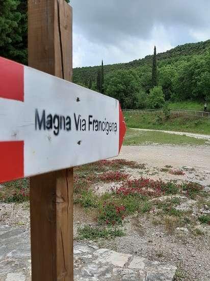 Prizzi Magna Via Francigena