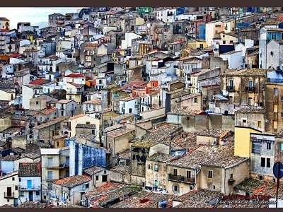 Sicilia Prizzi come un presepe vivente