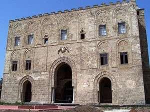 Sicilia Palermo da brividi - il Palazzo della Zisa