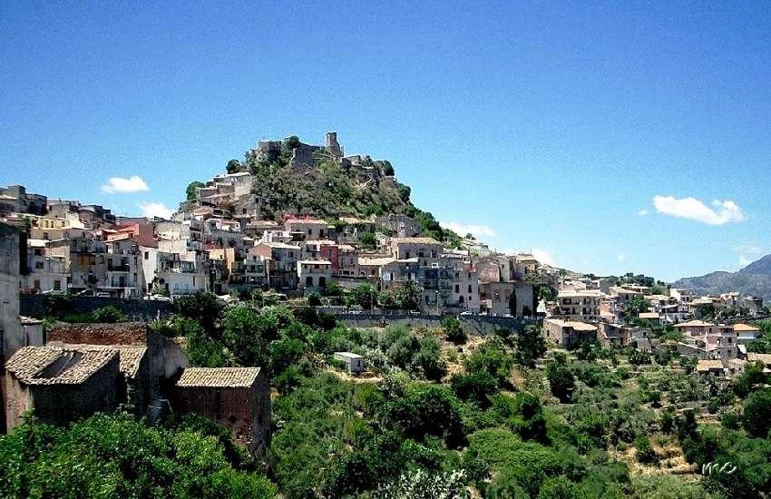 Sicilia escursione il padrino