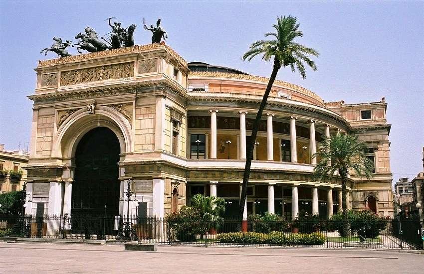 Sicilia escursione Palermo Monreale
