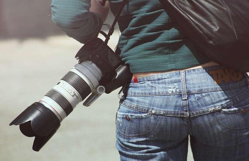 servizio opzionale di shooting fotografico e video
