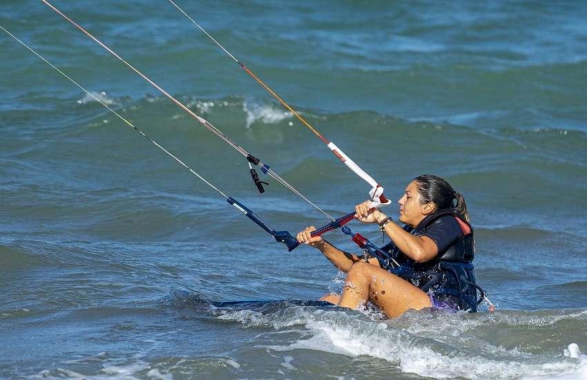 kitesurf sicilia corso di prova