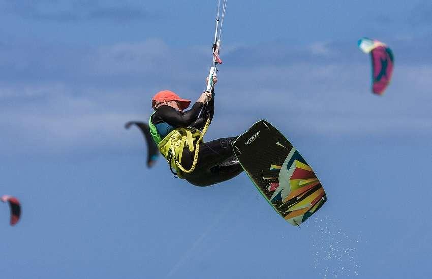 kitesurf sicilia marsala mini corso