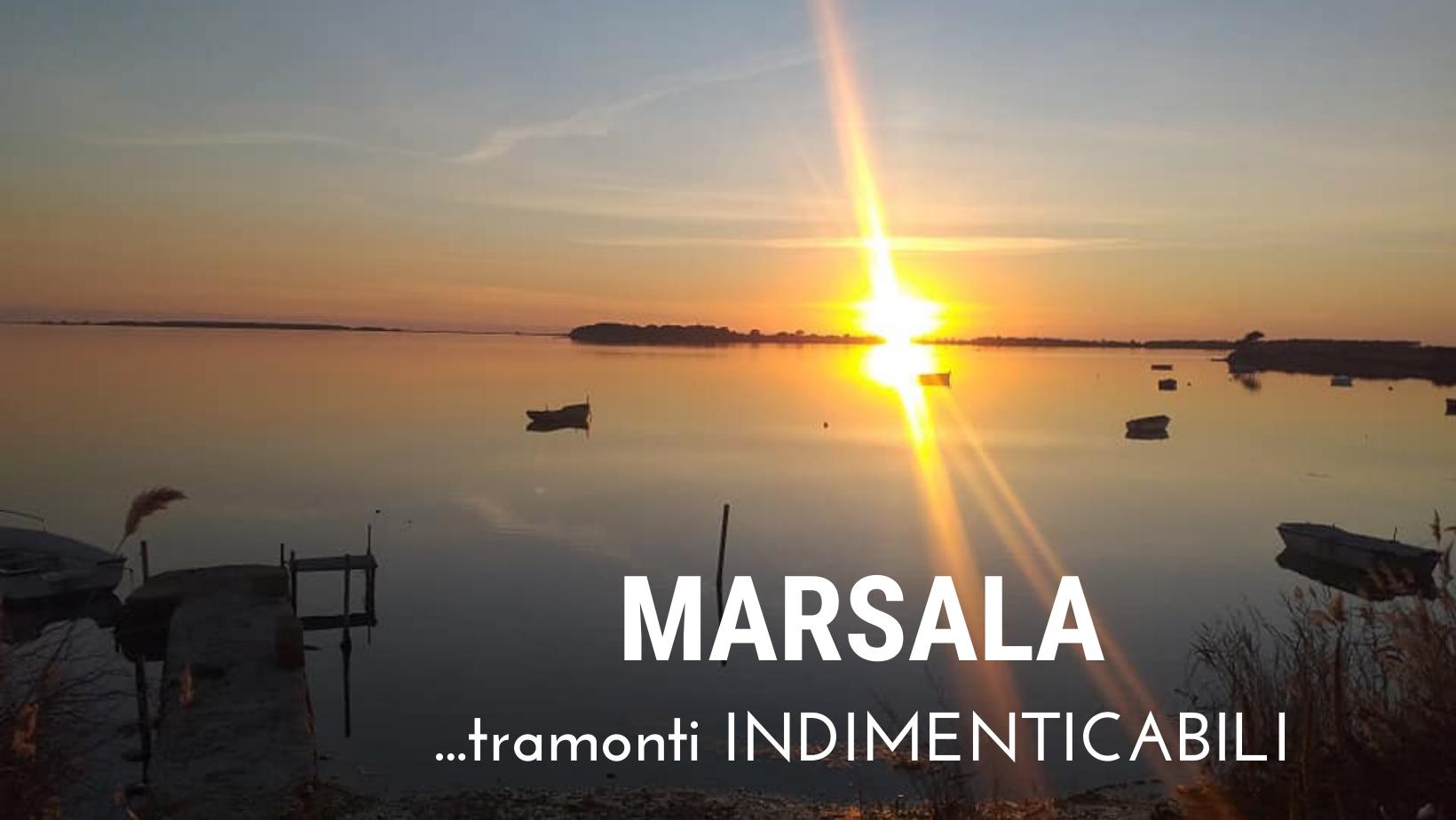 Marsala tramonti