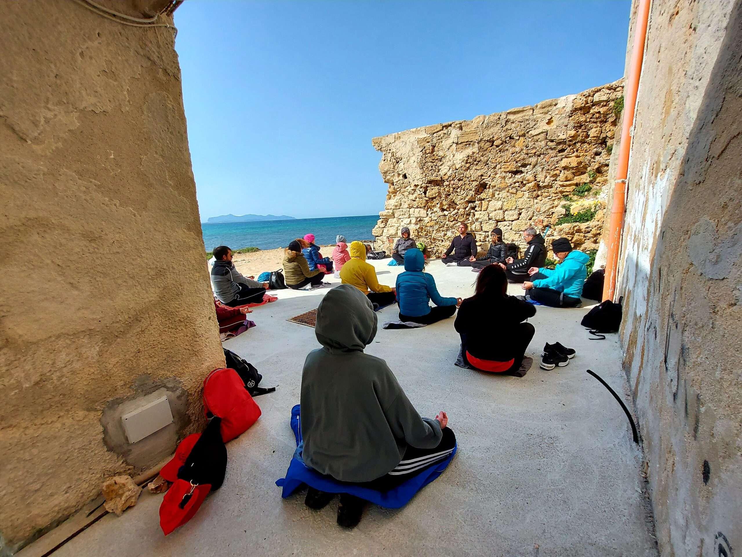 Benessere e yoga a Marsala