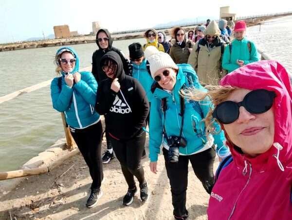 Trekking a Marsala