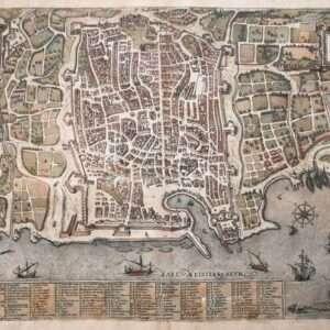 Palermo e Messina nel cinquecento